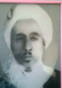 Sultan Mohamed Ahaw, Sultan of Bidu (Girrifo)